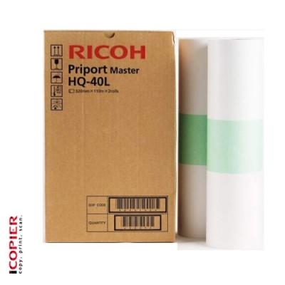 893196 Ricoh Мастер-плёнка тип HQ40L