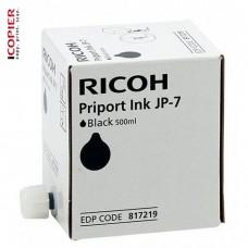 817219 Ricoh Чернила тип JP7 чёрные