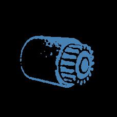 AF032024 Ricoh Ролик отделения дуплекса