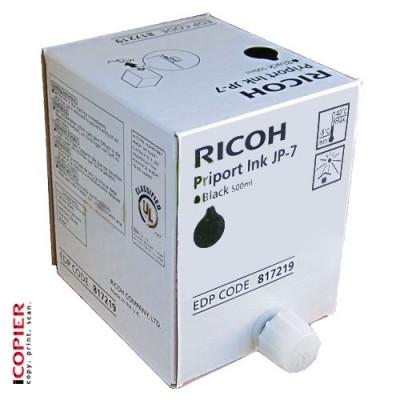 817219 Ricoh Чернила тип JP7 черные