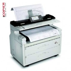 RICOH Aficio MP W8140SP