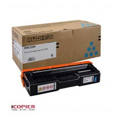 407544 Ricoh Принт-картридж тип SP C250E циан