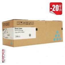 407637 Ricoh Принт-картридж тип SP C310HE циан